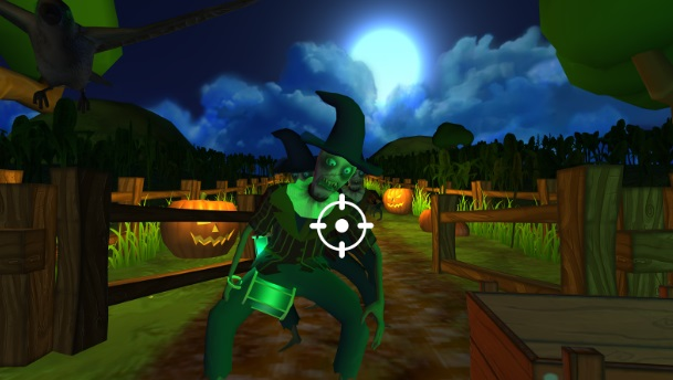 Farmer vs Evil VR на Андроид