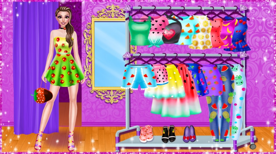 BFF Fashion Girls на Андроид