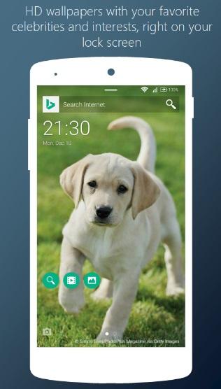Favorites Lock Screen на Андроид