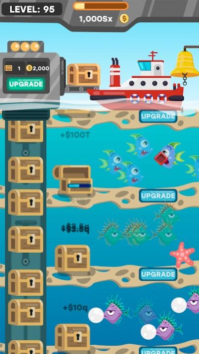 Fish Factory! на Андроид