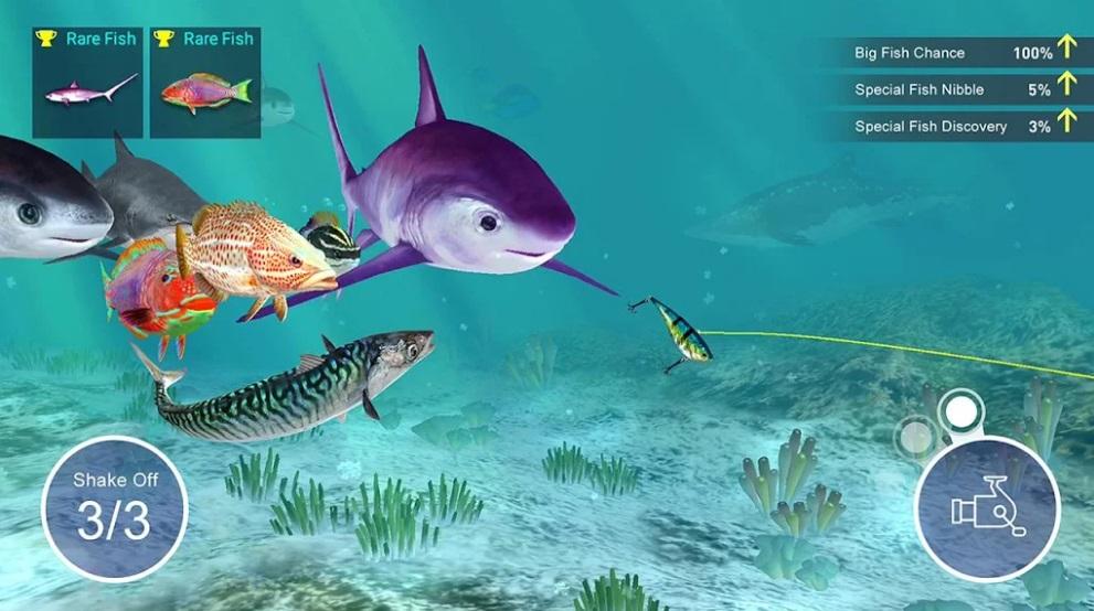 Fishing Strike на Андроид