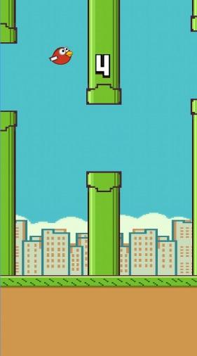 Flappy Bird на Андроид