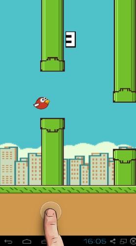 Flappy Bird на ПК
