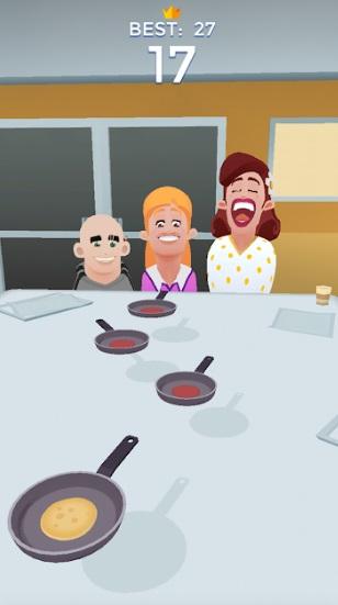 Flippy Pancake на Андроид