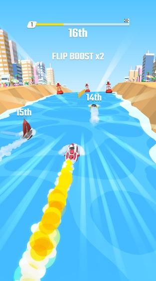 Flippy Race на Андроид