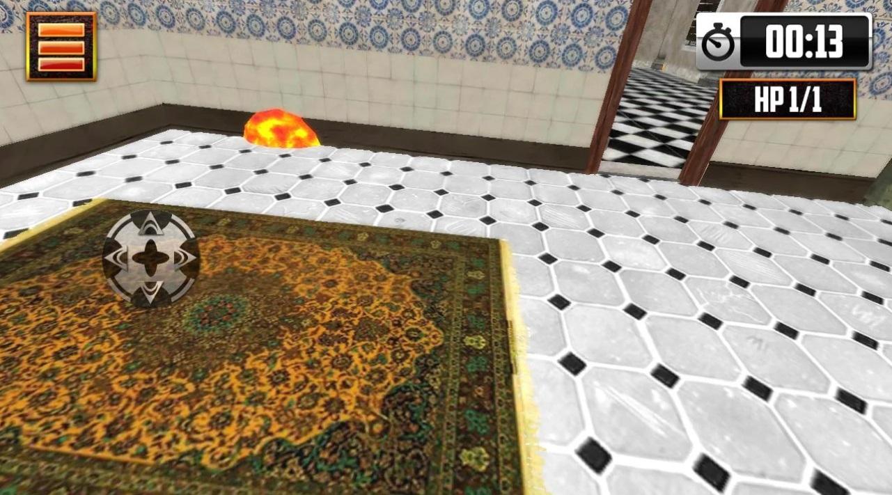 The Floor is Lava на Андроид