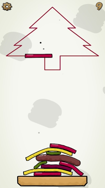 Floppy Burger на Андроид