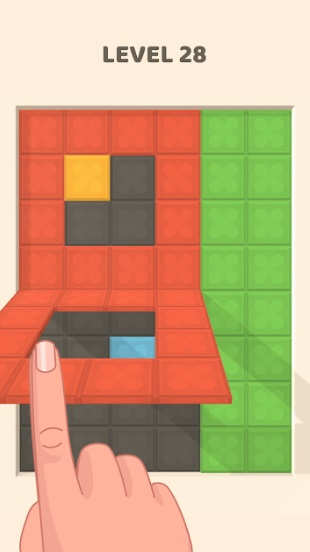 Folding Blocks на Андроид