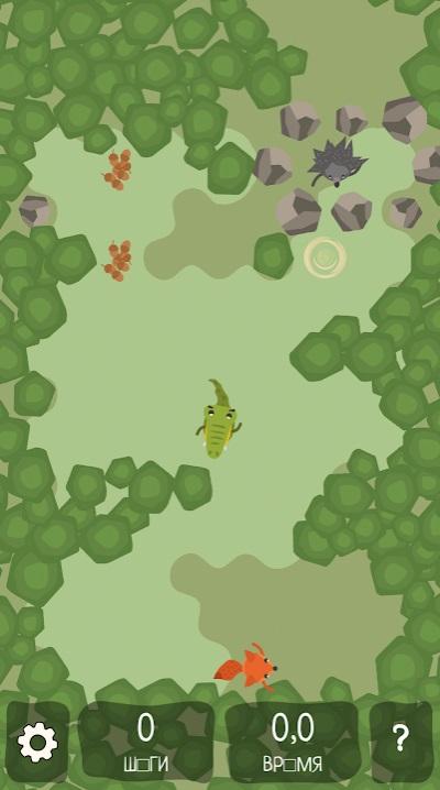 Forest Run на Андроид