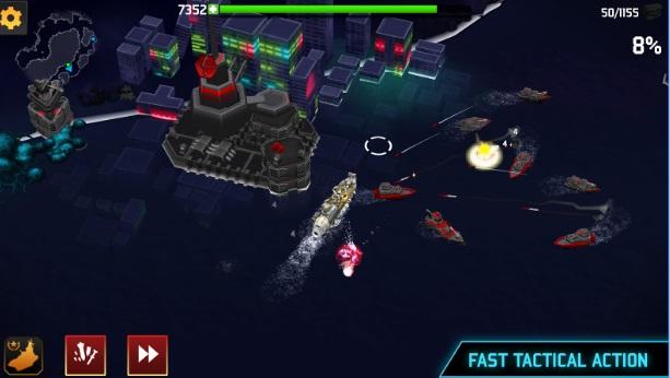 Fortress: Destroyer на Андроид