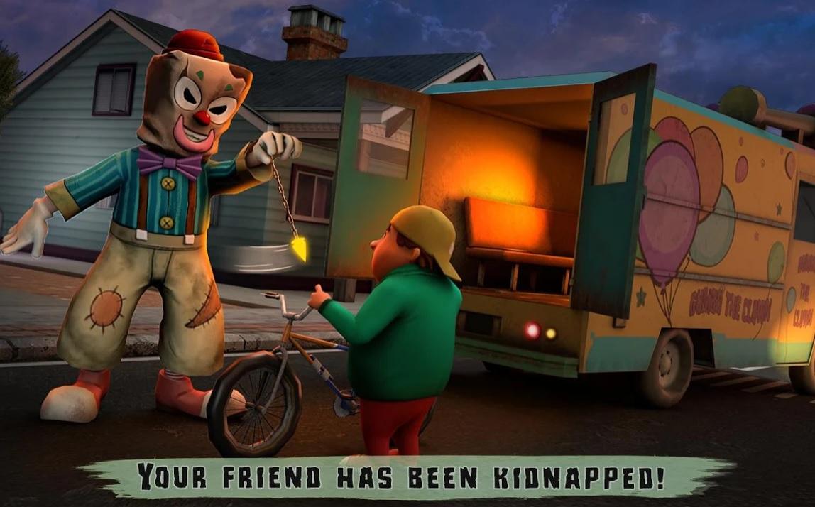 Freaky Clown: Town Mystery на Андроид