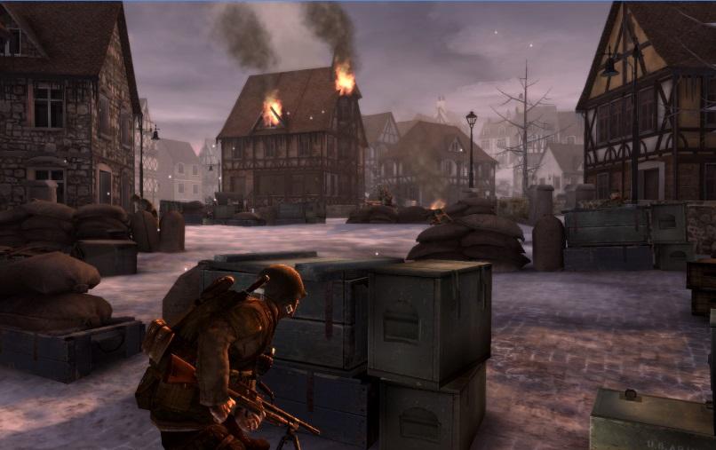 Frontline Commando: WW2 на Андроид