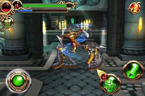 3D РПГ Hero Of Sparta для планшетов на Android