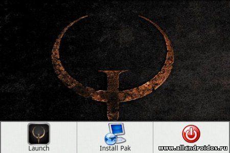 Порт с ПК Quake I для планшетов на Android