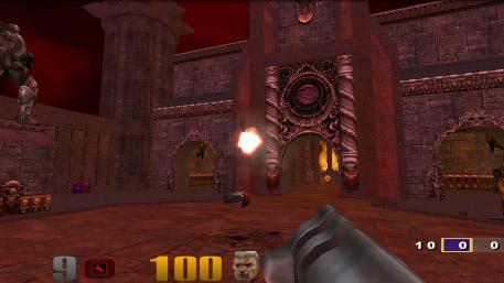 Порт с ПК Quake III для планшетов на Android