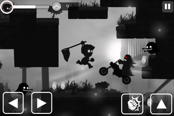 Ghost Jungle на Андроид