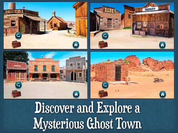 The Ghost Town на Андроид