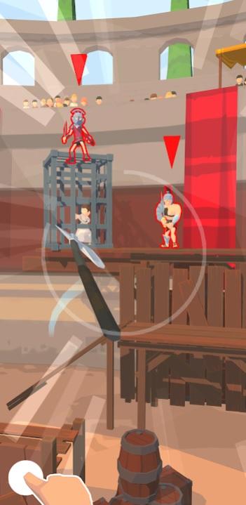 Gladiator: Hero of the Arena на Андроид