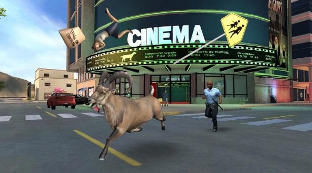 Goat Simulator Payday на Андроид