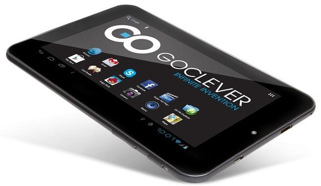 GOCLEVER TAB R974 — обзор планшета (+ видео обзор)