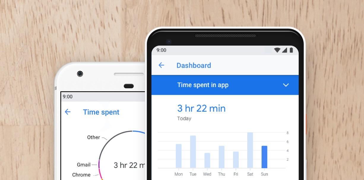 Стартовал бета-тест Digital Wellbeing для Android Pie