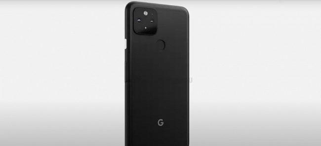 Google Pixel 5 камера