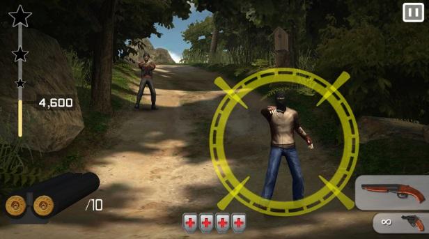Grand Shooter: 3D Gun Game на Андроид