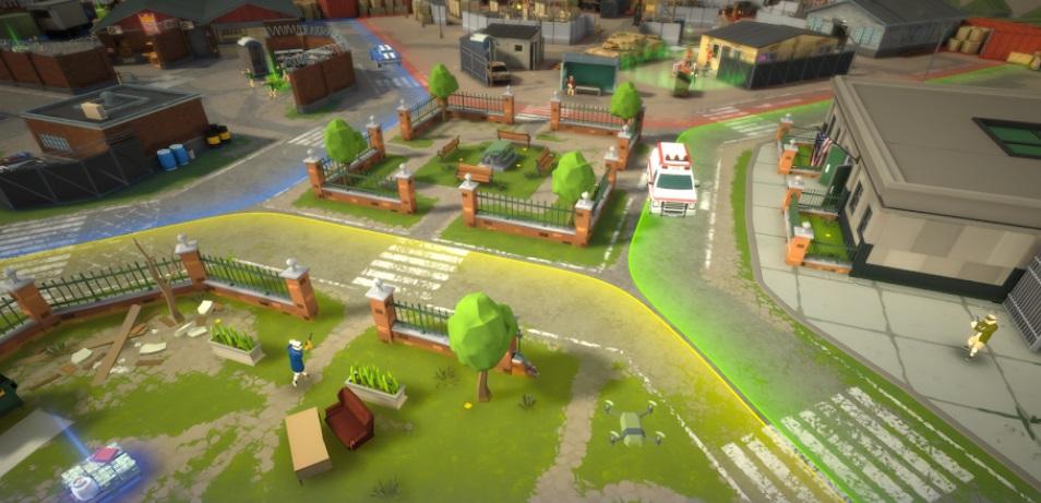 Grand Wars: Mafia City на Андроид
