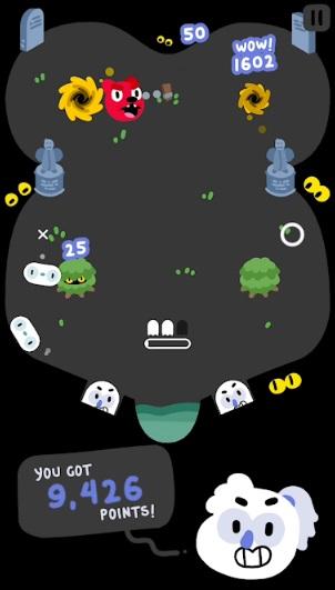 Graveyard Smash на Андроид