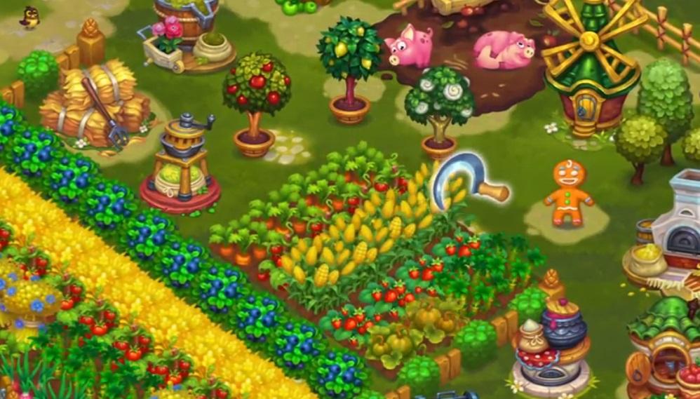 Гримм: Зачарованная Ферма на Андроид