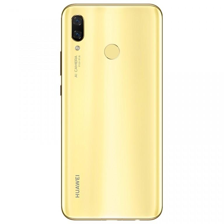Впечатляющий Huawei Nova 3 представят 18 июля