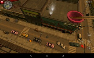 Grand Theft Auto Chinatown Wars для планшетов Android