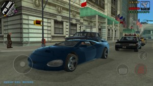 Grand Theft Auto Liberty City Stories для планшетов Android