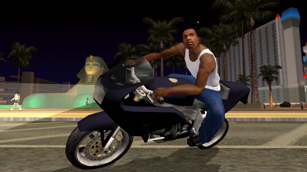 Grand Theft Auto: San Andreas на ПК