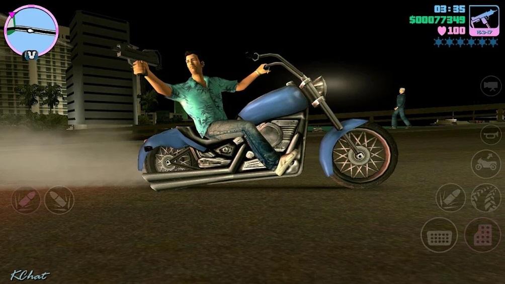 Grand Theft Auto: Vice City на ПК