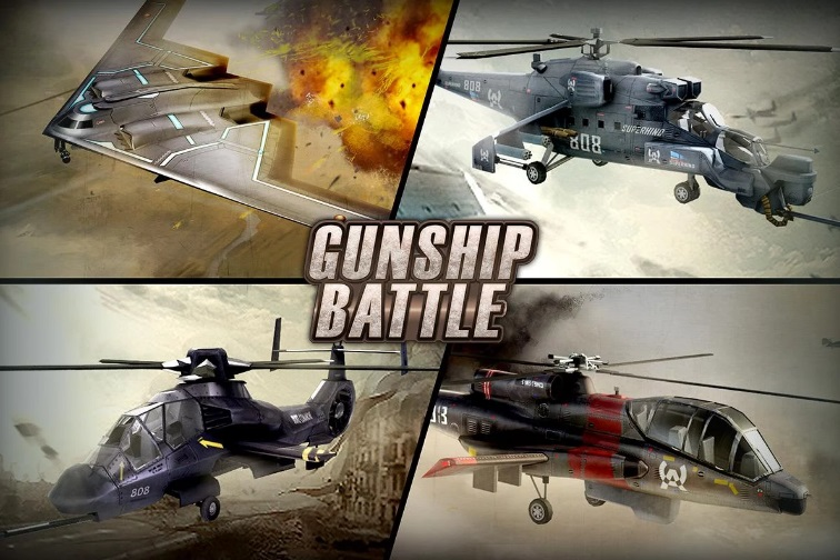 Gunship Battle на ПК