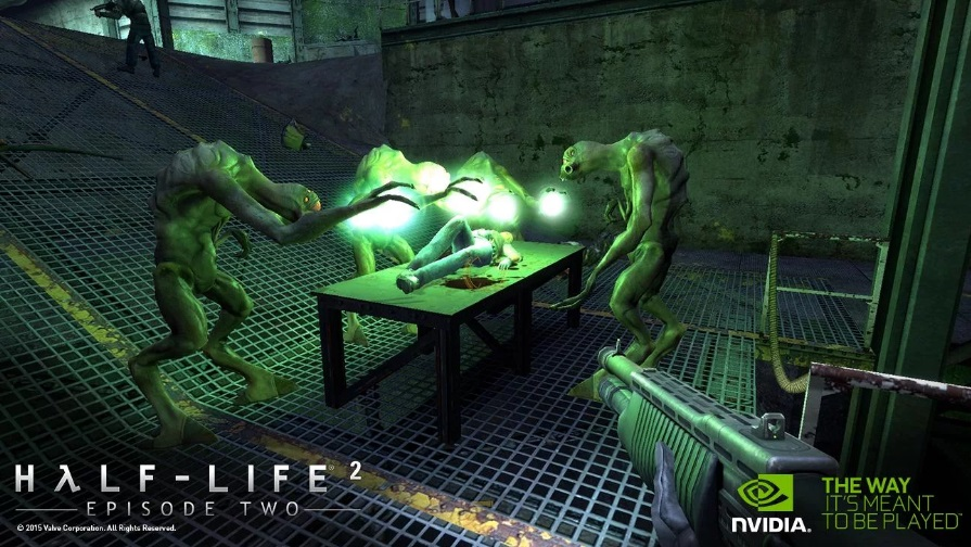Half-life 2 - episode two на ПК