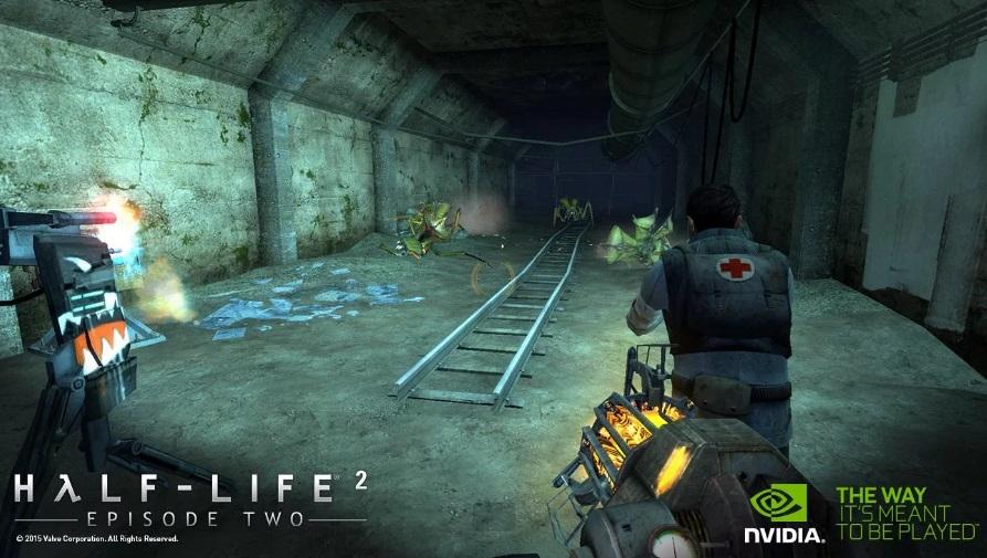 Half-life 2 - episode two на Андроид