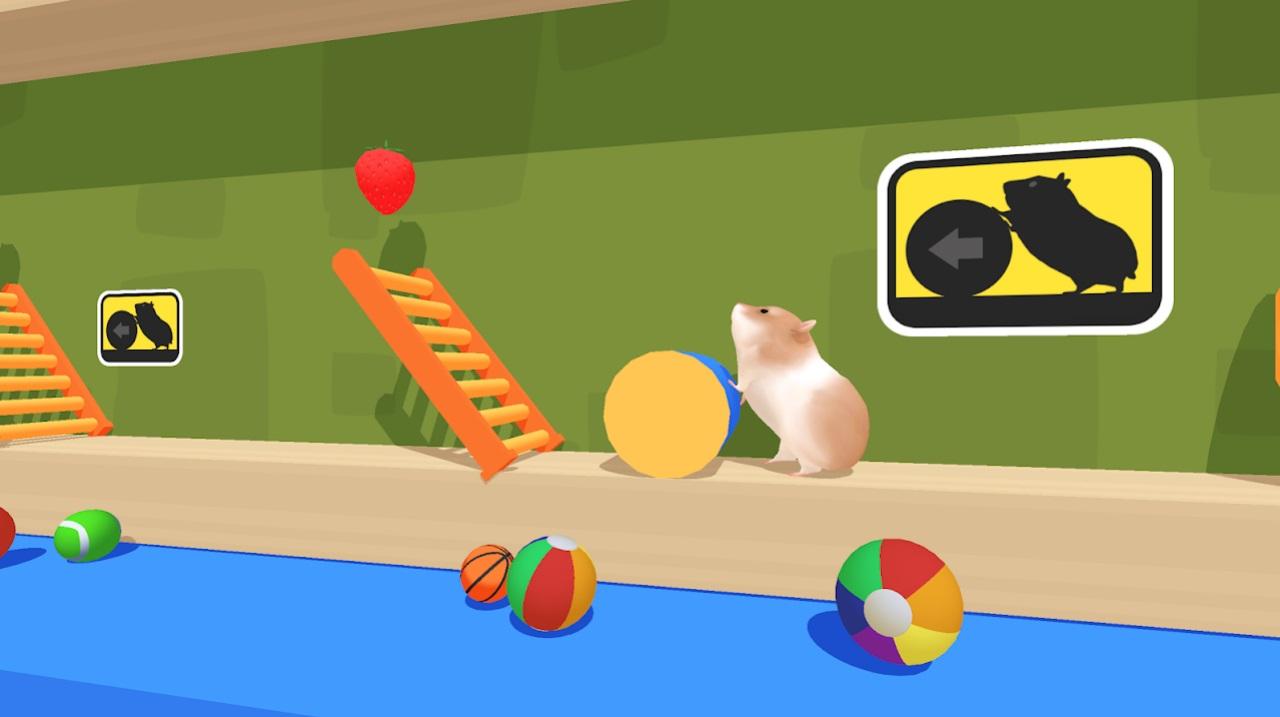 Hamster Mazeна Андроид