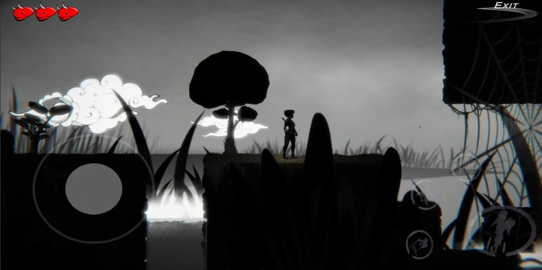 Hanzo: Darkness within на Андроид