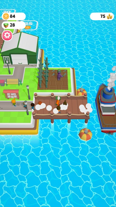Happy Island Zoo на Андроид