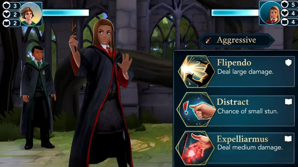 Harry Potter: Hogwarts Mystery на Андроид