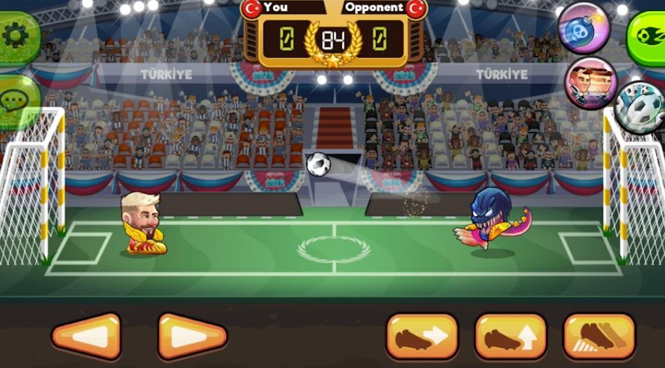 Head Ball 2 на Андроид