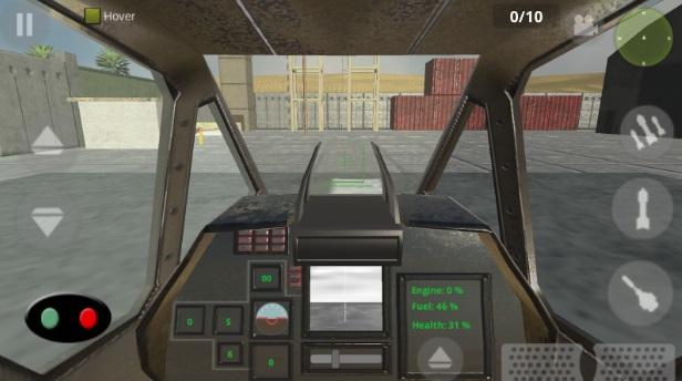 Helicopter Simulator: Ka-50 на Андроид