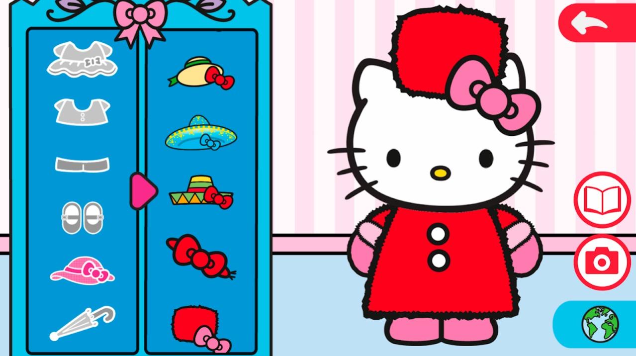 Hello Kitty: Discovering the World на Андроид