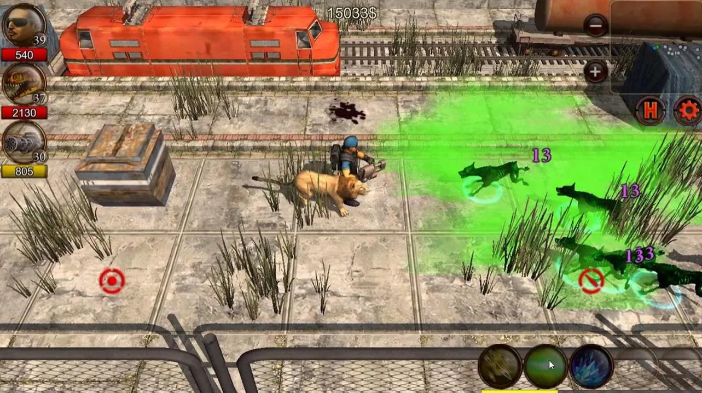 Hero Shooter: Hunter Of Zombie World на Андроид