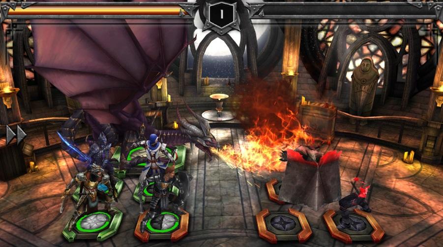 Heroes of Dragon Age на Андроид