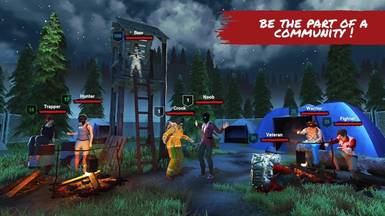Horror Forest 3 на Андроид