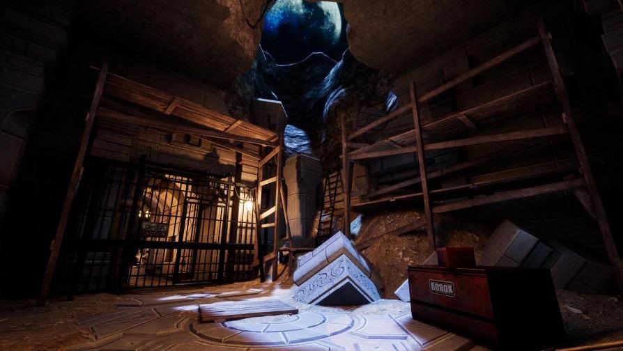 Relic Seeker: Hypogeum VR на Андроид