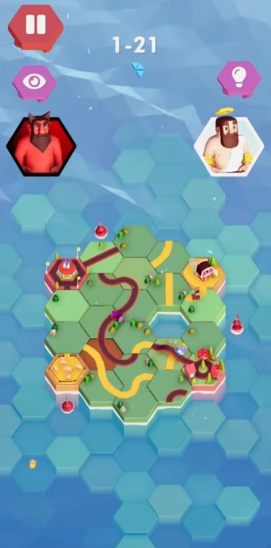 HIX: Puzzle Islands на Андроид